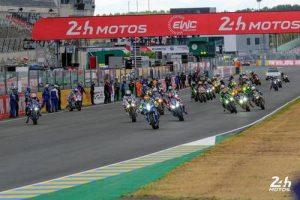 24 h du mans 2020 compétition moto
